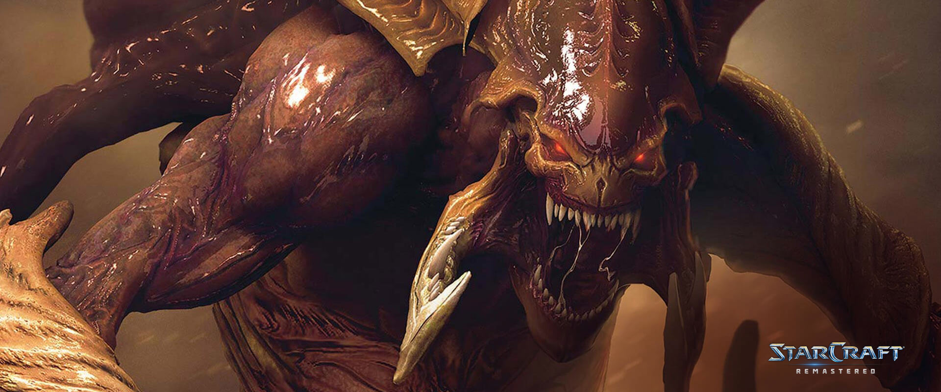 StarCraft: Remastered - Hydralisk