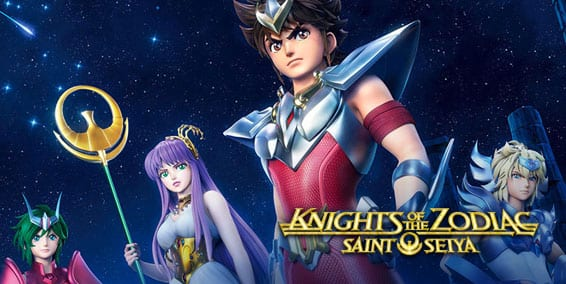 Saint Seiya – Knights of the Zodiac