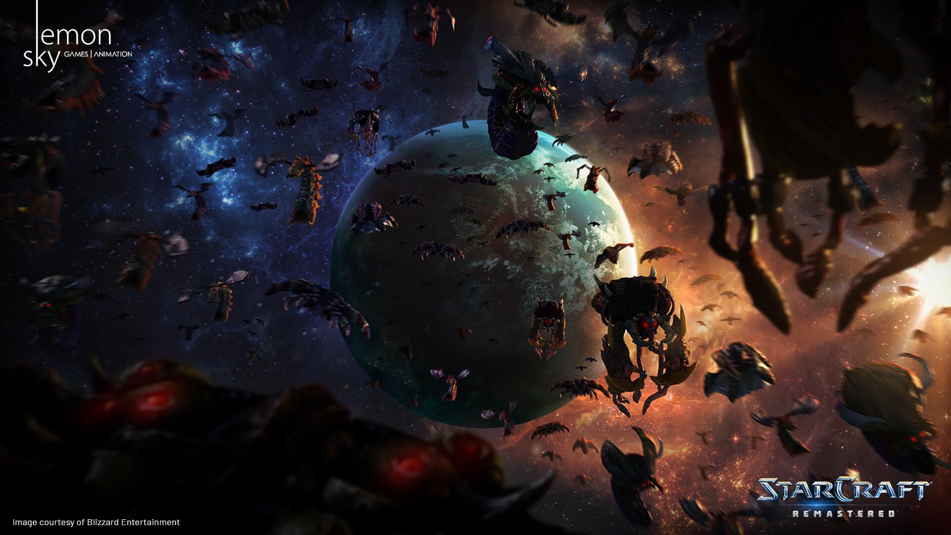 StarCraft: Remastered - Lemon Sky Studios