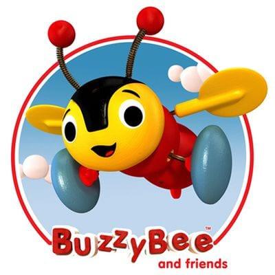 Buzzy Bee & Friends
