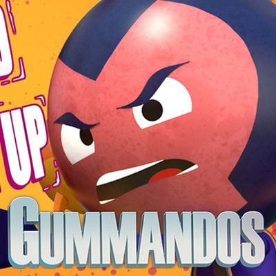 Gummandos