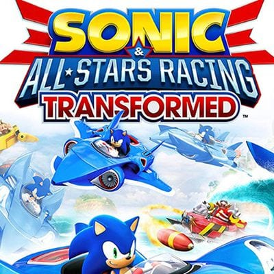 Sonic & Sega All-Stars Racing: Transformed
